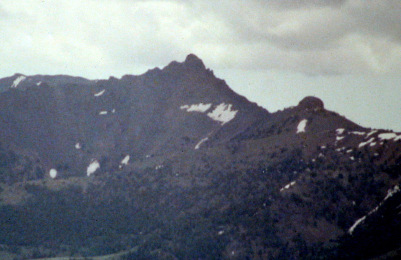 Another view of Copper Basin Knob.