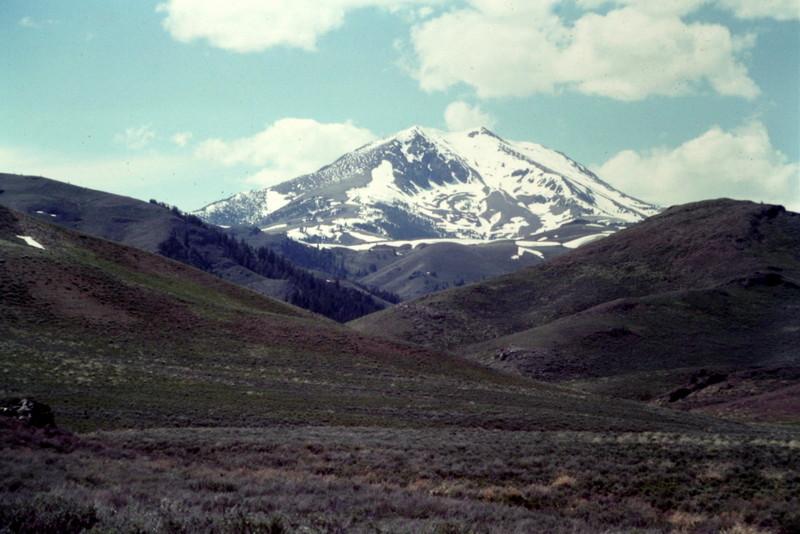 Smiley Mountain.