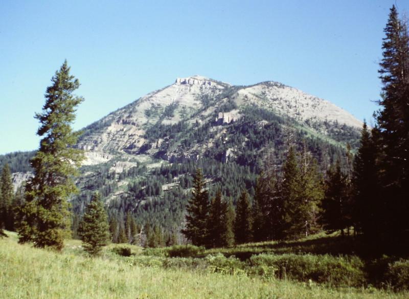 Targhee Peak.
