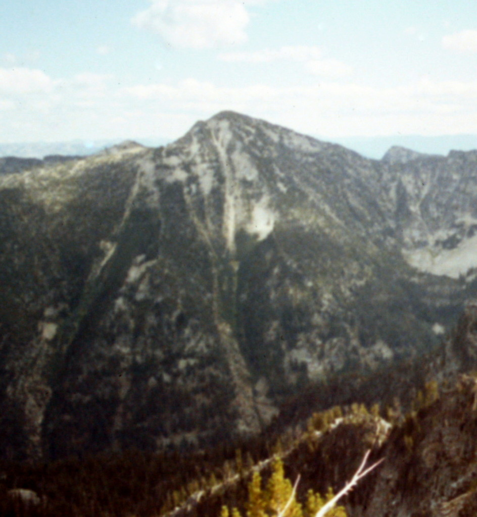 North Loon from Storm Peak.