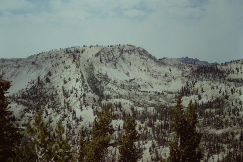 Goat Mountain.