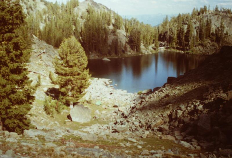 Hanson Lake.