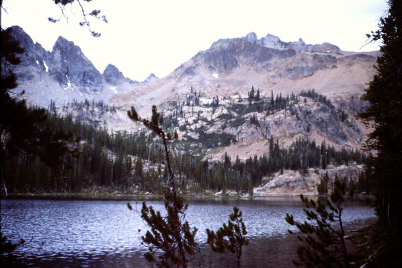 Crimson Lake receives my vote for Idaho's most beautiful lake.