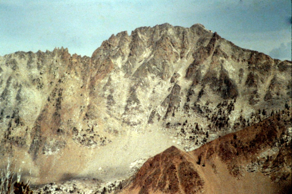 Decker Peak.