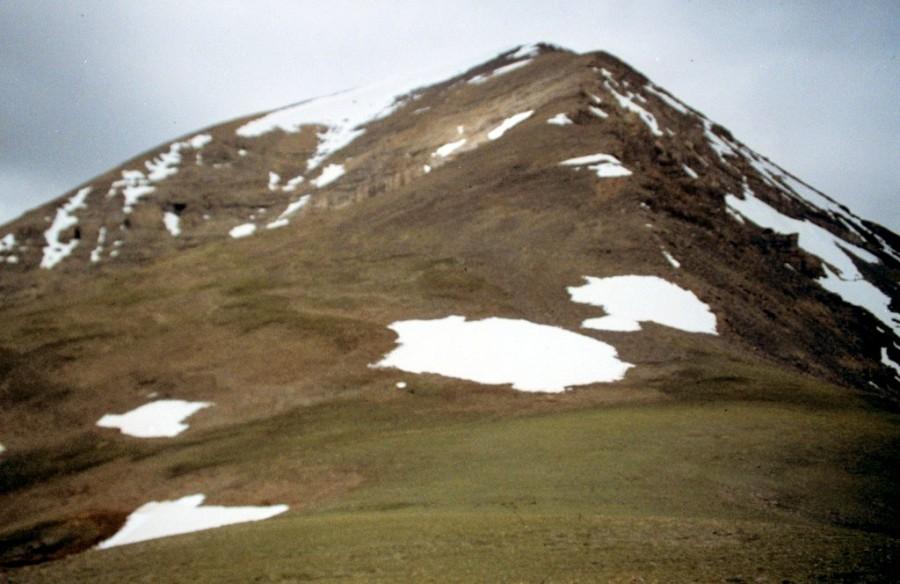 Peak 11240 NE ridge.