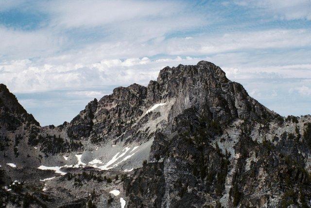 Peak 8740 Idaho A Climbing Guide