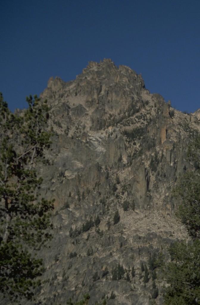 Quartzite Peak.