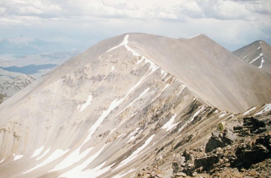 Redbird Mountain.