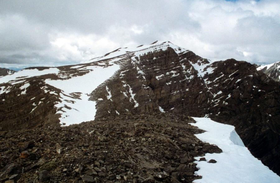 Ross Peak from Peak 11240.