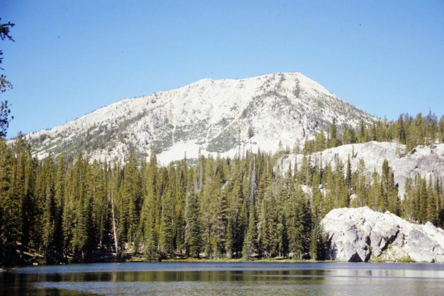 Roughneck Peak.