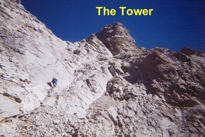 Sacajawea 2 tower