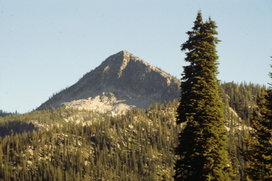 Sawtooth Peak.