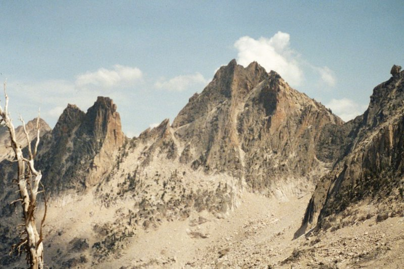 Sevy from Cramer Pass