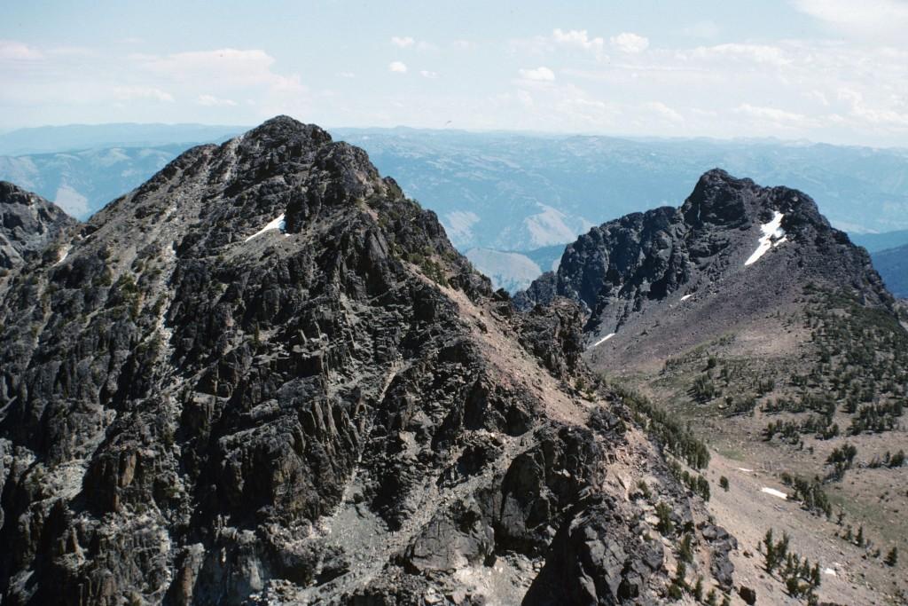 Seven Devils Mountains Idaho A Climbing Guide