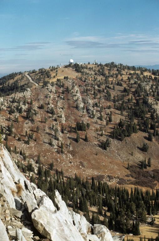 Snowbank Mountain.