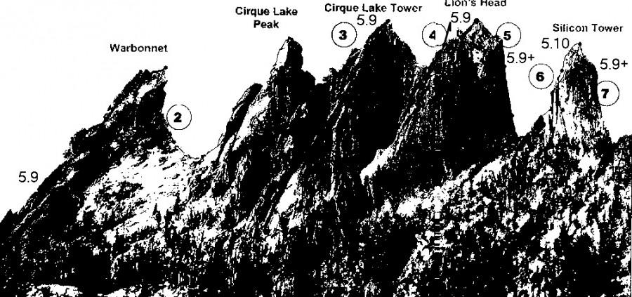 Verita Ridge. Provided by Clint Cummins