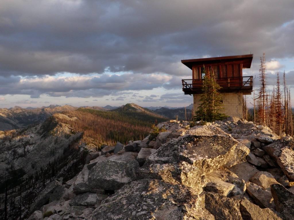 Hidden Peak. USFS Photo