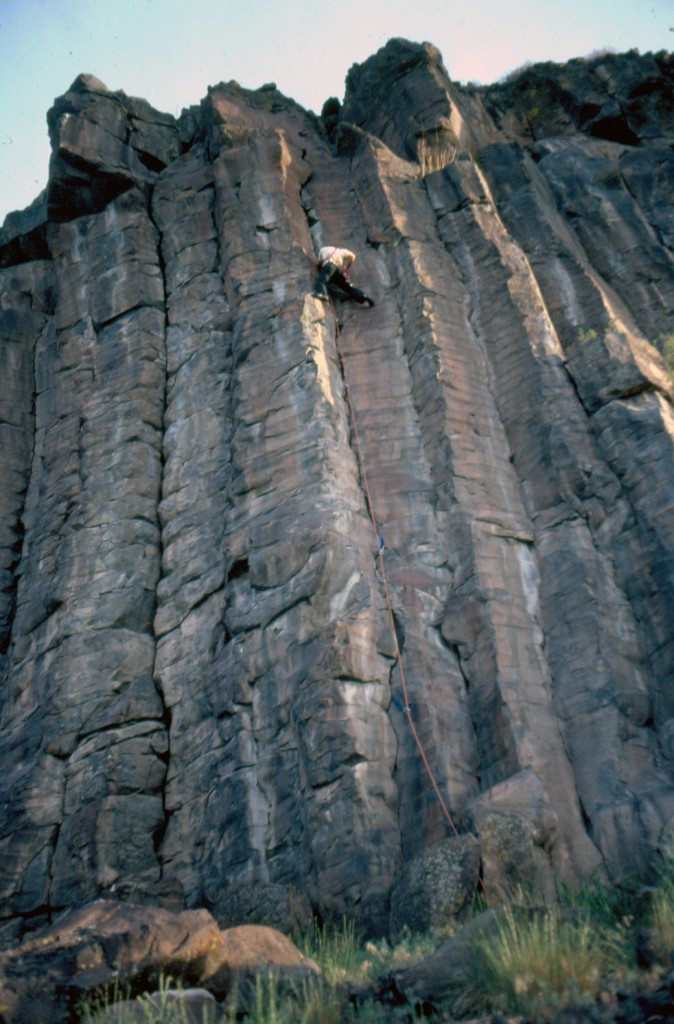 The Early Climbing History Of The Black Cliffs By Bob