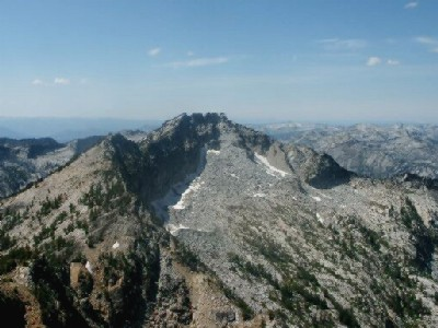 Bare Peak/Idaho County High Point - IDAHO: A Climbing Guide