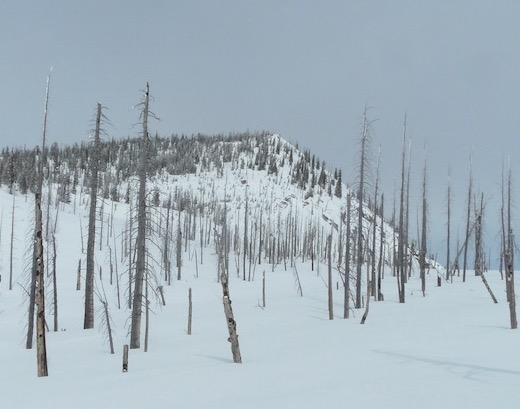 Sister Creek Peak. John Platt Photo