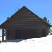 The summit cabin is probably tje best built cabin in Idaho. Despite years of neglect it is still standing strong with straight lines and a functioning roof.