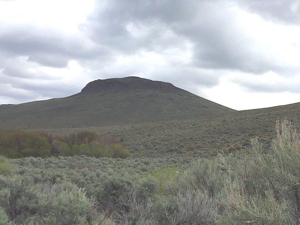 Peak 5426 from Birch Creek.