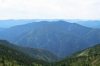 Scurvy Mountain. Dan Saxton Photo