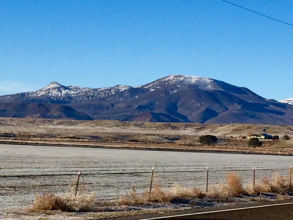 Soldier Cap and Wilson Peak from the valley. Dan Krueger Photo