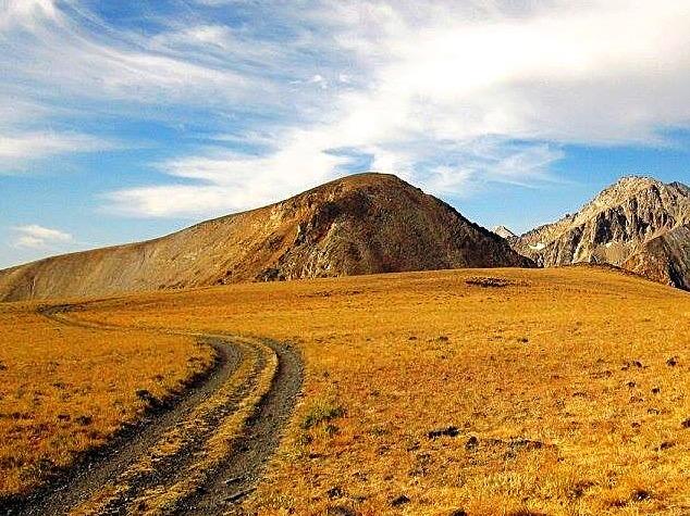 Railroad Peak. Ray Brooks Photo
