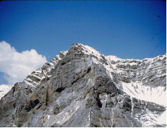 Mount Brietenbach. Lyman Dye Photo