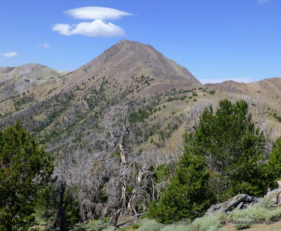 Griswold Peak. Dan Robbins Photo