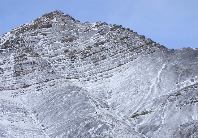 The upper east ridge of Big Boy Peak. Larry Prescott Photo