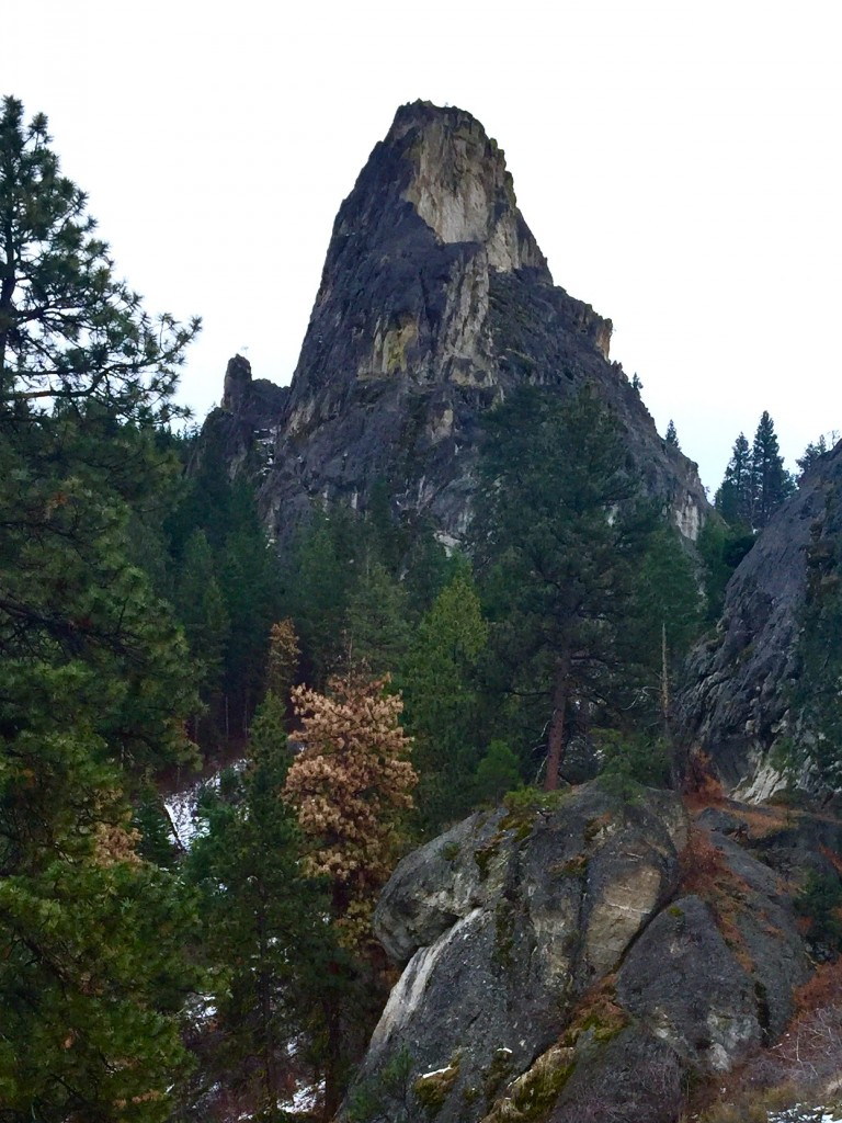 Castle Rock. Dan Krueger Photo