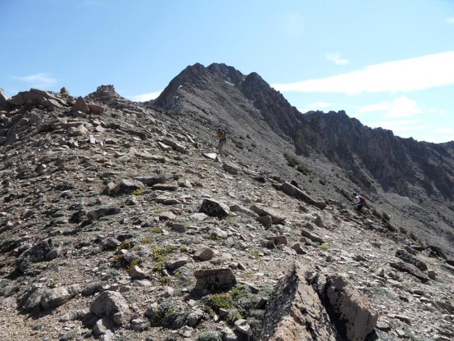 Lonesome Peak. John Platt Photo