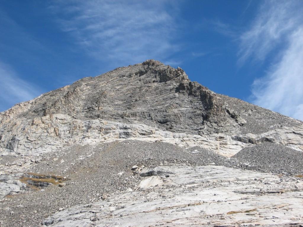 Abel Peak. George Reinier Photo