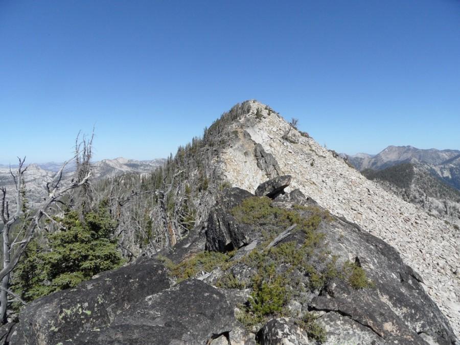 Tsum Peak. John Platt Photo