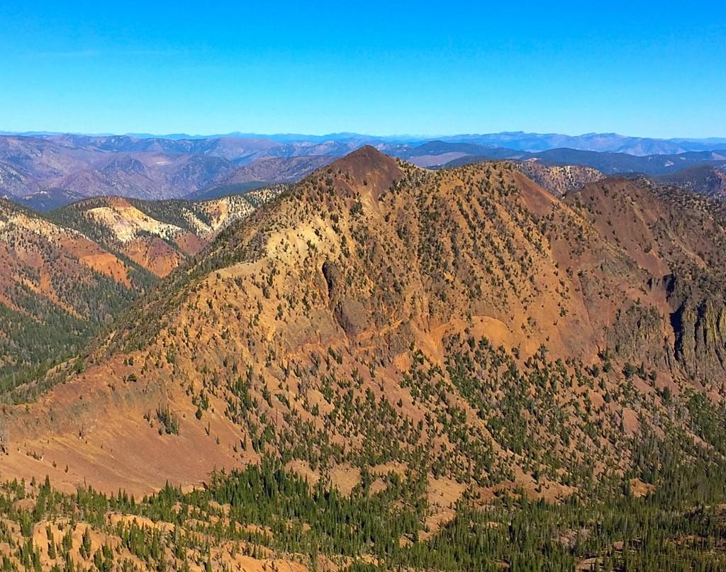Peak 9466 from Red Peak Benchmark.