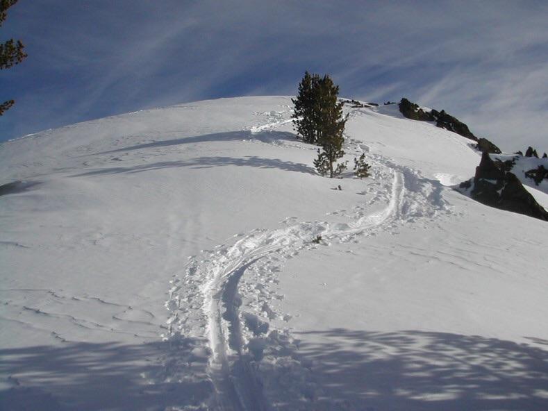 Avalanche Peak. Dan Robbins Photo