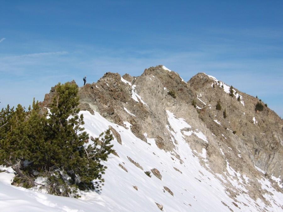 Norton Peak. John Platt Photo.