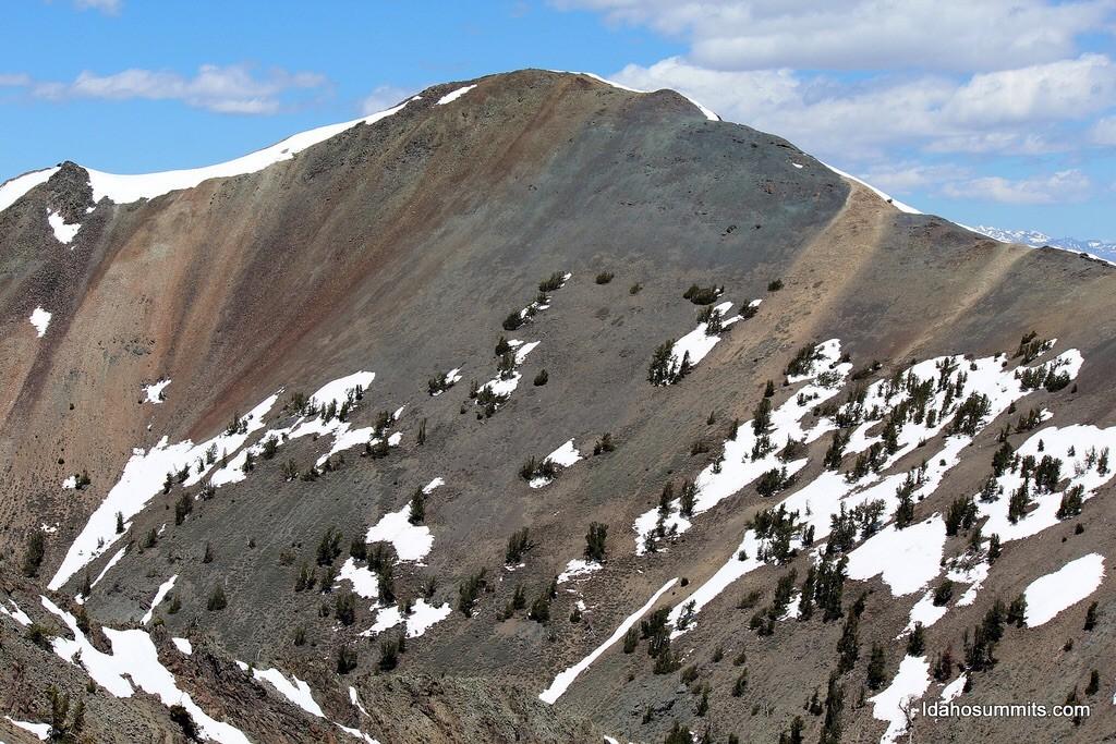 Pion Peak. Dan Robbins Photo