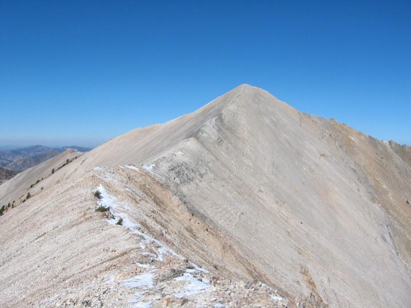 Washington Peak. John Platt Photo
