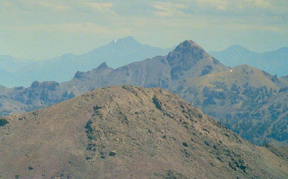 Mystery Peak.