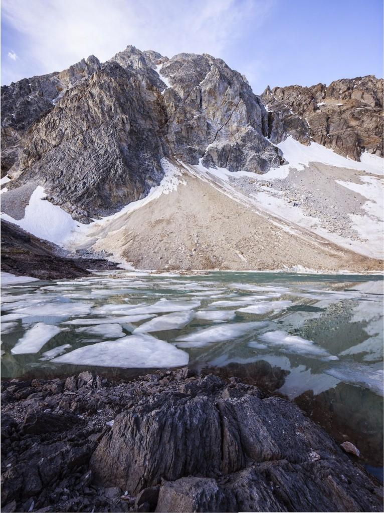 Pass Lake. June, 2014. Larry Prescott Photo