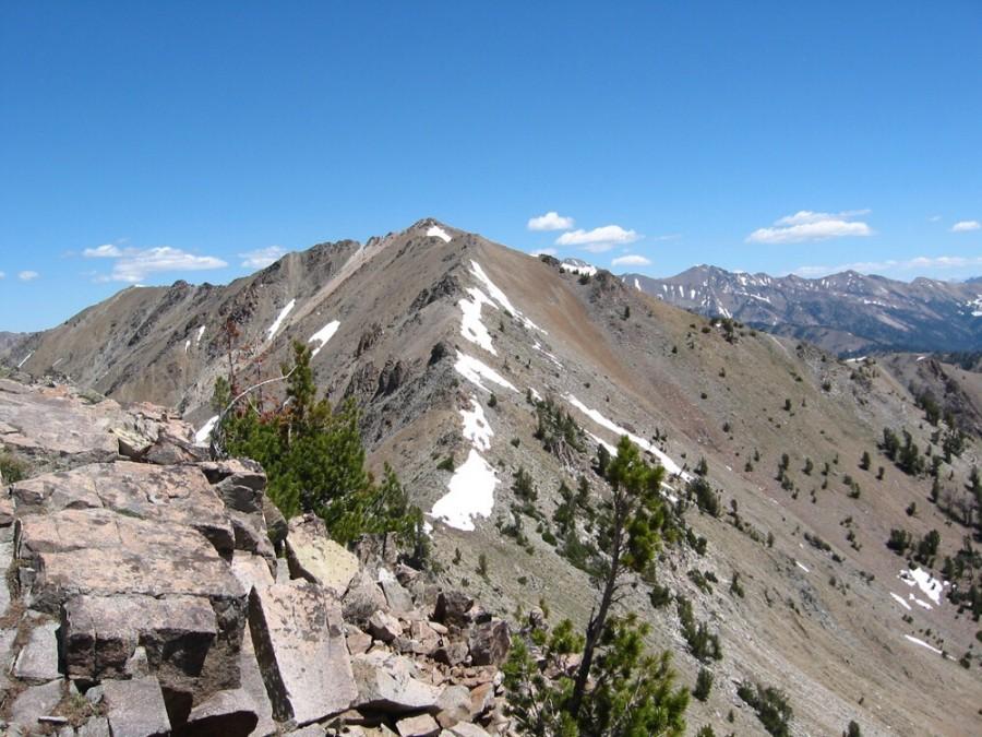 Basils Peak. john Platt.