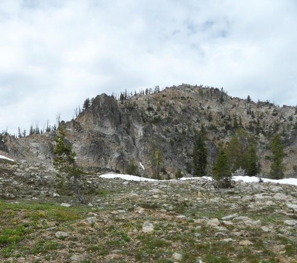 Crater Peak. John Platt Photo
