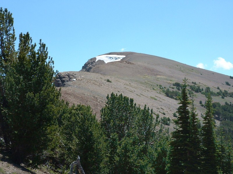 Phi Kappa Mountain. Dan Robbins Photo