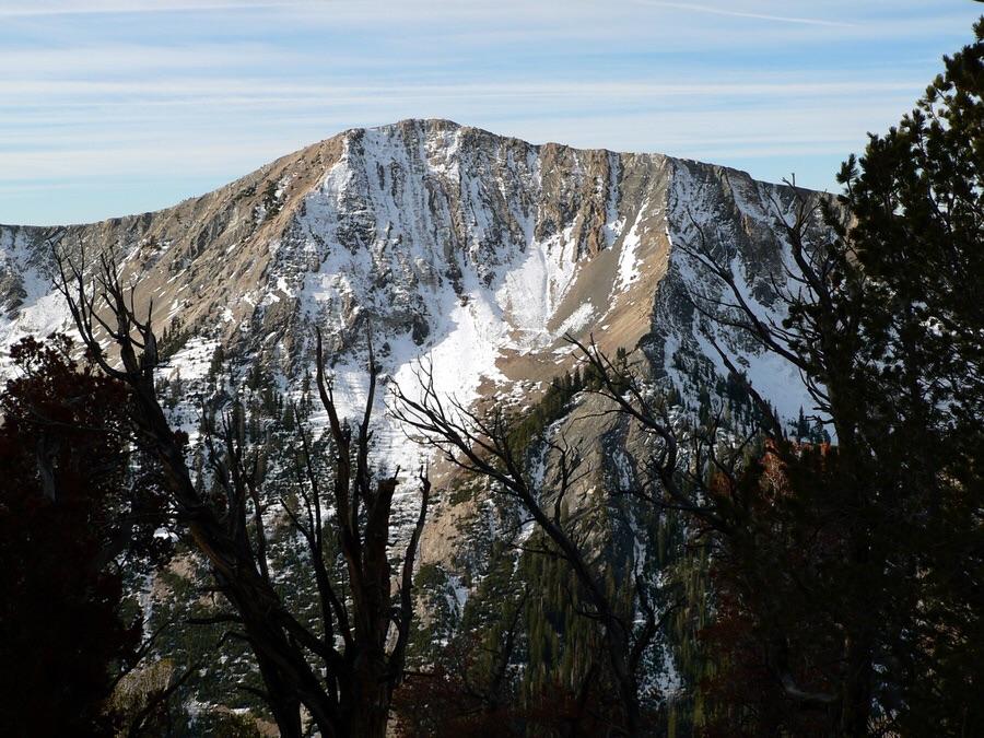 Skyline Peak. Dan Robbins Photo