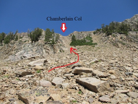 Chamberlain Basin XC