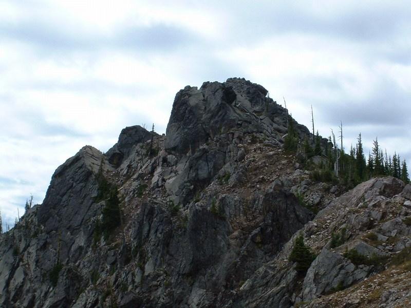 Williams Peak. Dan Robbins Photo